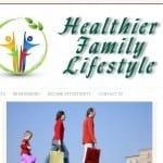 Healthier Family Lifestyle