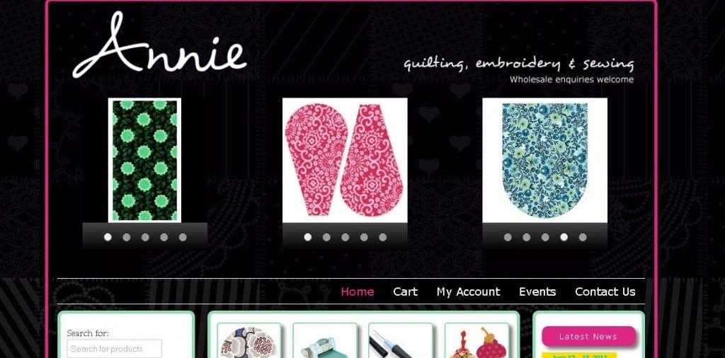 Tracy, Annie's Designs
