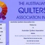 Susan The Australian Quilters Association Inc.