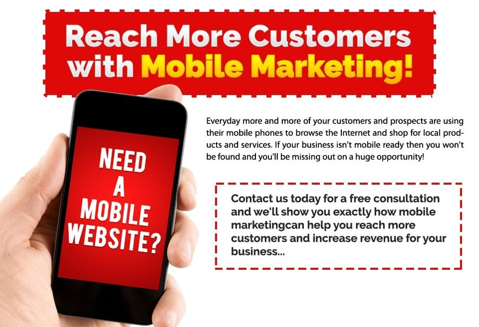 Mobile web sites