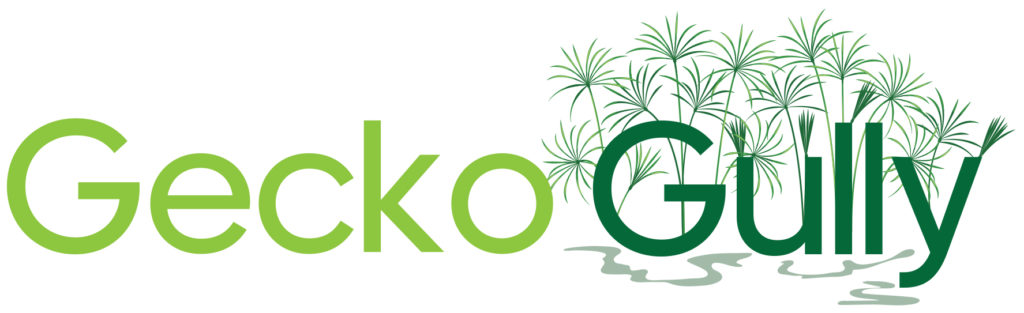 Gecko Gully logo