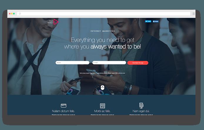 website builder template 716342